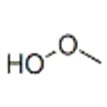 hydroperoxymethane CAS 3031-73-0