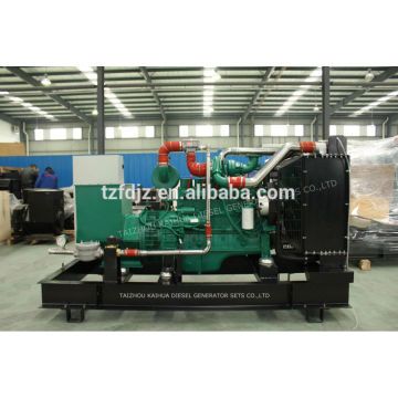 Energy convasation 50kw gas generator set manufacturer