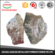 Henan production ferrochrome block in the cast iron industry can be used as inoculation and the ball of the agent