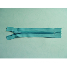 NO.5 DTM Nylon Zipper with Plastic Top and Bottom Stop