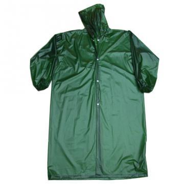 Green PVC Raincoat