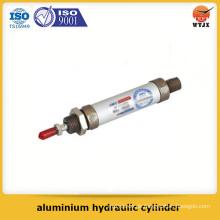 Suministro de fábrica cilindro hidráulico de aluminio