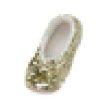 Sapatos bling bling bling sapatos inverno chinelos indoor sapatos coloridos