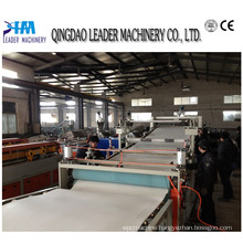 PVC Floor Sheet Extrusion Machine
