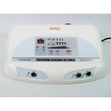 Au-8205 Cuidados faciais com a pele Máquina ultra-sônica com 3 cabeças