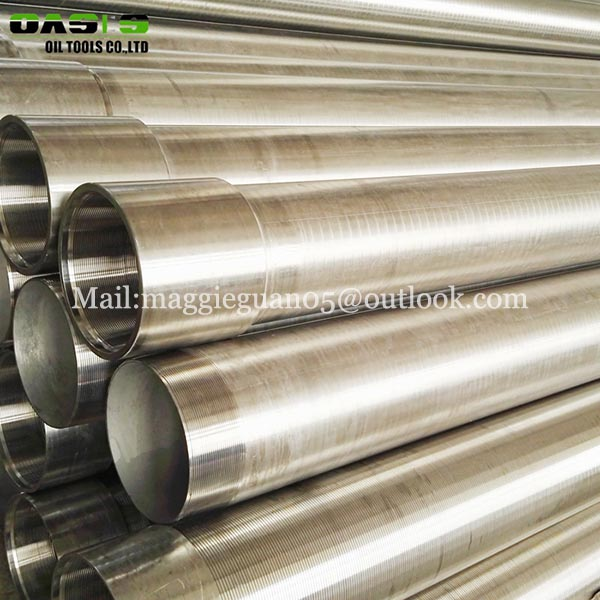 Api 316l Casing Tube 20