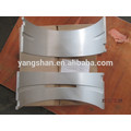 MAN 4 stroke spares marine crankpin bearing,connecting rod bearing with competitive price
