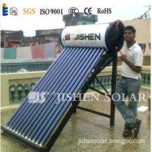 South Africa solar water heater