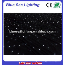 2 * 3м (H / L) Цветной светодиодный занавес со световым эффектом