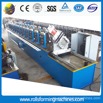 Roller Spacer Type C Purlin Machine