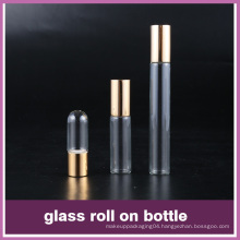 SRS free sample 3ml 5ml 5ml 10ml mini glass roll on bottle for perfume