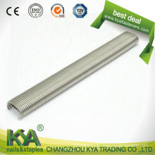 Galvanized 15ss100 Hog Ring Staple for Furnituring, Industry