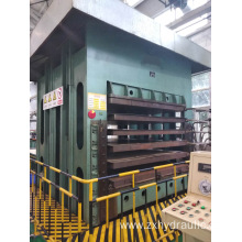 Hydraulic Rubber Vulcanizing Press for Rubber with CE