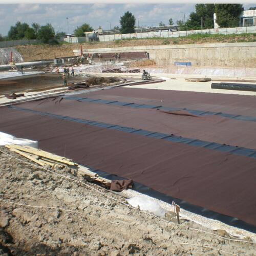 HDPE Double Side Textured Geomembrane