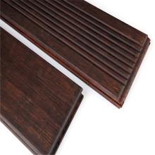100% Raw Bamboo Anti-corrosion bamboo decking