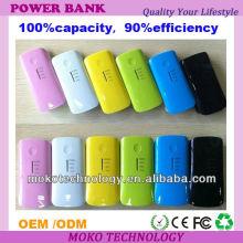 Banque d'alimentation portable / mobile avec batterie ATL de grande capacité