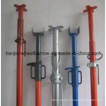 Heavy Duty Scaffolding Requisiten Gerüst Jack Nuss 2,2-4 m Tj009