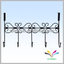 Metall hängende Kleidung Wand-Display-Rack für Kleidung Display hängen