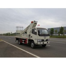New Dongfeng truck with high bucket boom lift
