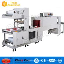 Machine de conditionnement automatique de rétrécissement de tunnel de chaleur de PVC