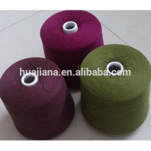 stock service 100% cashmere bulk dying yarn 2/26nm
