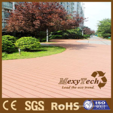 WPC, Wood Plastic Composite Decking, WPC Outdoor Deck Tiles