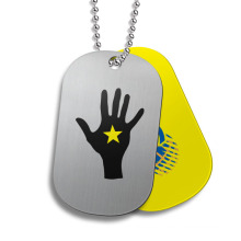 2013 Metal Tag with Ring