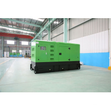 140kw/175kVA Doosan Diesel Generator Set with Soundproof Canopy Enclosure
