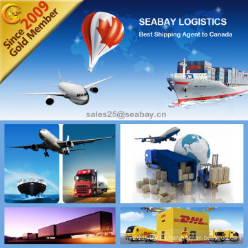 Sea Freight Shanghai a Vancouver