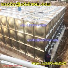 300m3 big size underground water storage tanks manufacturer from China