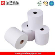 Rolos de papel térmico SGS para máquina POS