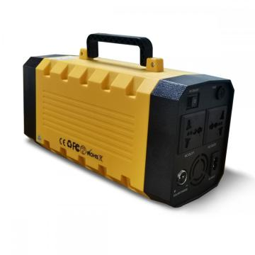 300W Solar Lithium Portable Power Station