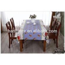 100% poliéster planície 300D impresso mini tecido mate para vestuário e tampa de mesa