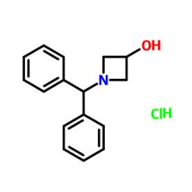 Cas90604-02-7 3-Azetidinol, 1-(diphenylmethyl)-hydrochloride (1:1)
