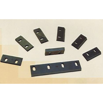 Plastic crusher chipping blades and knives