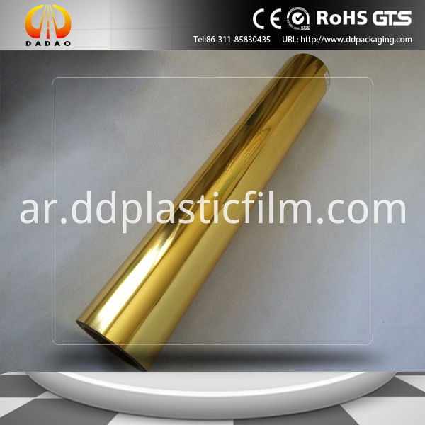 Gold metallized PET FILM (11)
