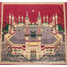 Hand Embroidered Islamic Architecture