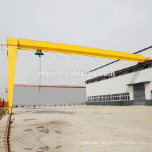 Semi-gantry Crane With Control Panel From Chinese Supplier