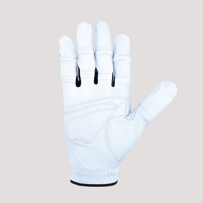 PU Soft Leather Golf Gloves