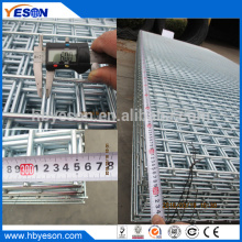 10FT Zinc coated square welded wire mesh fence panel                                                                                                         Supplier's Choice