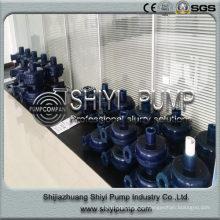 Polyurethan-Zentrifugalschlamm-Pumpen-Teil in der Mineralverarbeitung
