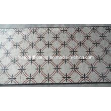 Каменная мозаика Мраморная мозаика напольная плитка (ST106)
