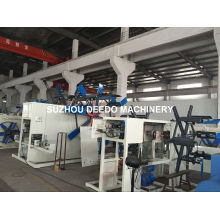 PP PE Pipe Coiler Winder Machine