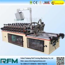 Piste et goujons canal Roll Machines de formage