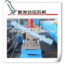 Rolante rolo de porta que forma o rolo do obturador da máquina que dá forma à máquina