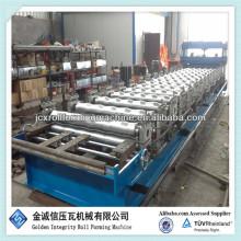 Wellblechumformmaschine / Wellrohrdachmaschine