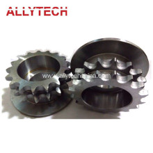Steel Alloy Wheel Gear Precision Machined Part