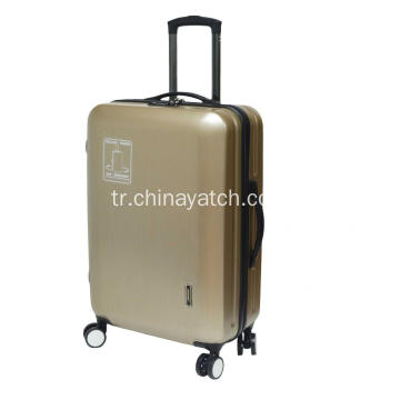 ABS ve PC Trolley Case, TSA Kilidi SUITCASE ile