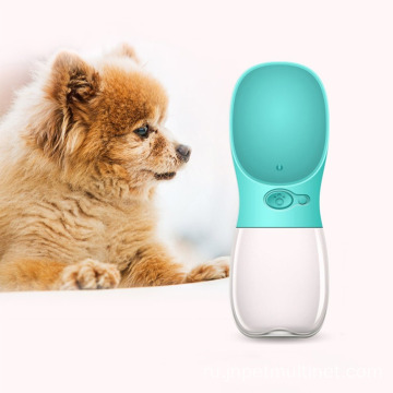 Compact+Size+350ML+Dogs+Feeding+Water+Bottle