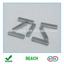 Nickel-Beschichtung Block Ndfeb N48H Magnet